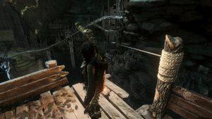 Rise of the Tomb Raider прохождение гробницы яма искупления
