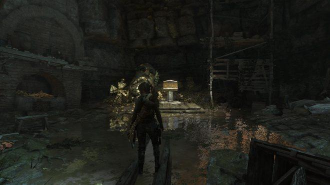 Rise of the Tomb Raider как пройти горбницу яма искупления