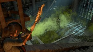 Rise of the Tomb Raider Палата изгнания прохождение