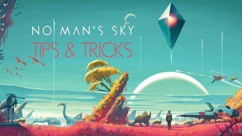No Man's Sky гайды и советы по игре