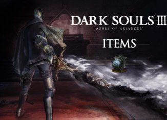 Предметы Dark Souls 3 Ashes of Ariandel