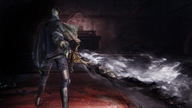 Dark souls 3 как начать dlc ashes of ariandel