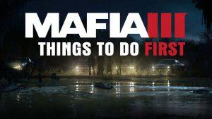 Нужные вещи в Mafia 3