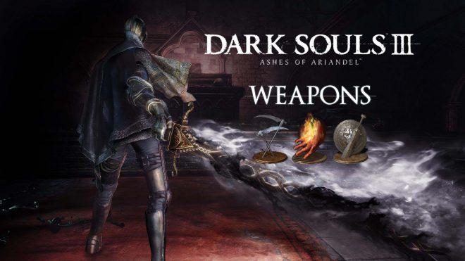 Гайд по оружию Dark Souls 3 Прах Арианделя