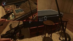 dishonored 2 все чертежи пыльный квартал