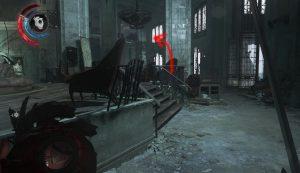 Dishonored 2 получить чертежи