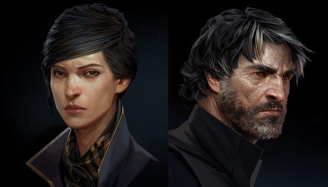 Dishonored 2 два персонажа интересная история