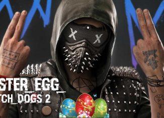 Яйца ватч догс 2