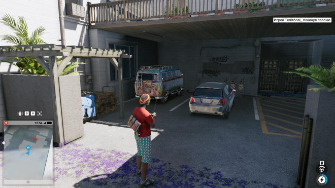 Где найти фургон хиппи в Watch Dogs 2