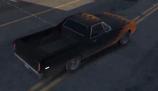Мускл кар уникальный автомобиль в Watch Dogs 2