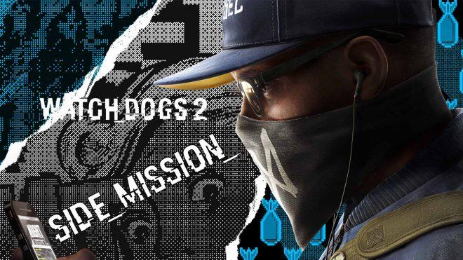 Прохождение дополнительных операций в Watch Dogs 2
