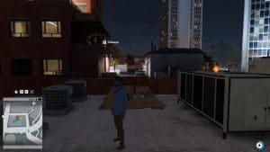 Watch Dogs 2 время творчества как перепрыгнуть