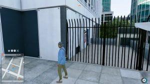 Watch Dogs 2 джампер граффити