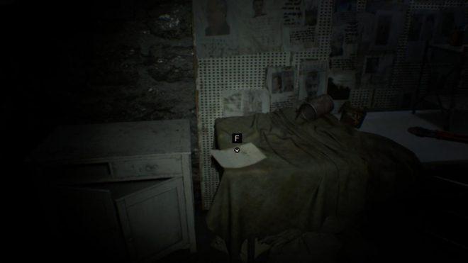 Resident Evil 7 все папки