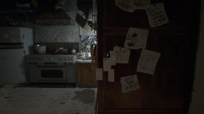 где найти папки Resident Evil 7