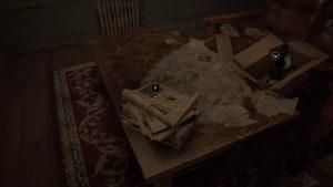 Resident Evil 7 коллекционные предметы папки