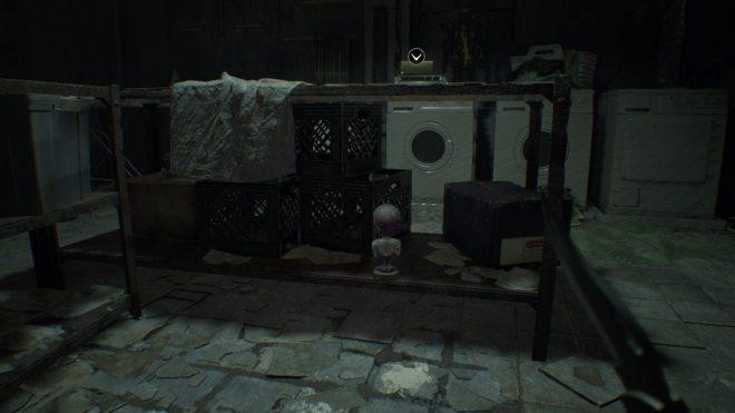 Resident Evil 7 где найти Статуэтки господина Везде