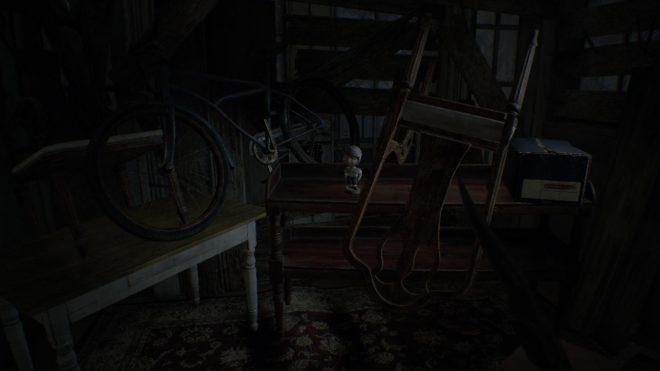 Resident Evil 7 все Статуэтки господина Везде