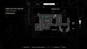 Resident Evil 7 видеокассеты местонахождение карта