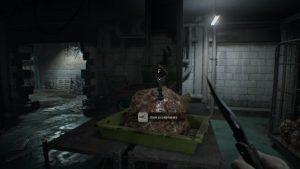 Resident Evil 7 ключ со скорпионом как открыть дверь со скорпионом