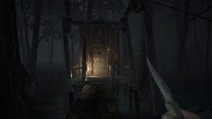 Resident Evil 7 ключ с вороной местонахождение