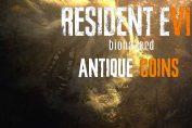 Resident Evil 7 древние монеты
