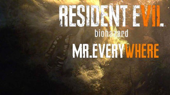 Resident Evil 7 Статуэтки господина Везде