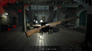Resident Evil 7 двухствольный дробовик