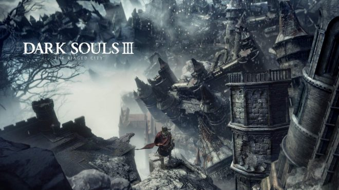 Dark Souls 3 The Ringed City Руководство