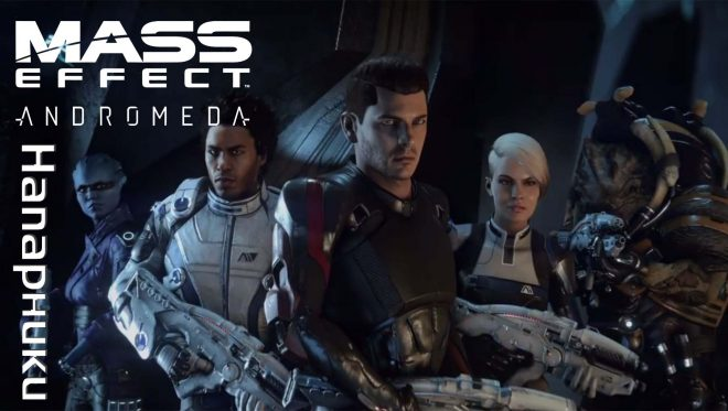 Mass Effect Andromeda руководство по напарникам