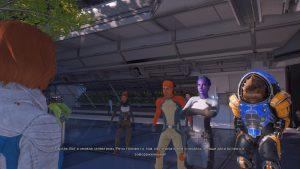 Mass Effect Andromeda как пройти миссию спящие драконы