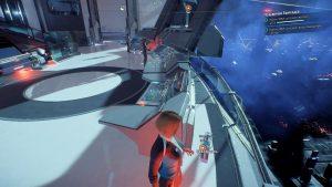 Mass Effect Andromeda все устройства пожарная бригада