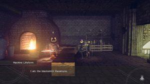 Nier Automata Масамуне как прокачать оружие до 4 уровня