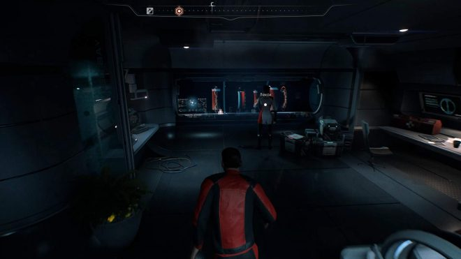 Где сбросить навыки в Mass Effect: Andromede