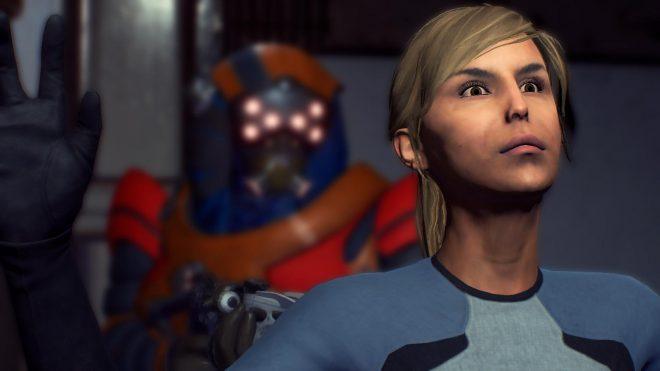 Mass Effect Andromedaзаражение последствия выбора