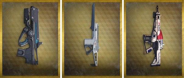 Гайд Экзотическое оружие Destiny 2