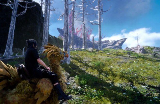 Final Fantasy XV гайды