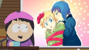 South Park: The Fractured But Whole картины в жанре яой
