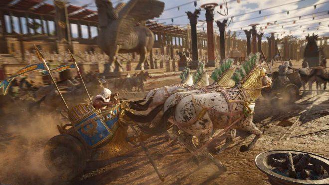 Assassin's-Creed-Origins Гайд