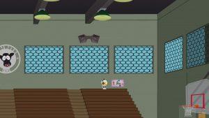 South Park Fractured But Whole спортзал яой