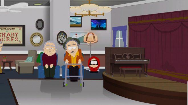 South Park Fractured But Whole дом престарелых яой