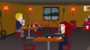 South Park Fractured But Whole ресторан яой