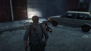 The Evil Within 2 где найти пистолет с лазерным указателем