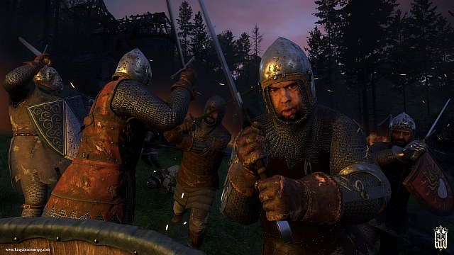 Kingdom Come: Deliverance доспехи