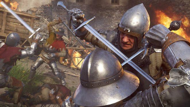 Как получить оружие в Kingdom Come Deliverance