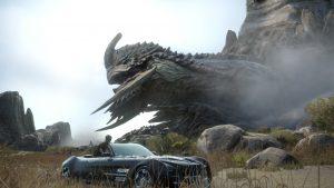 final fantasy xv гигантские враги
