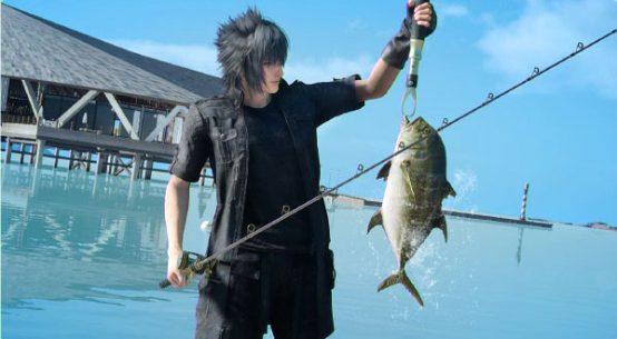 Final fantasy 15 гайд по рыбалке