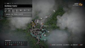 Shadow of the Tomb Raider nam deus как пройти испытание