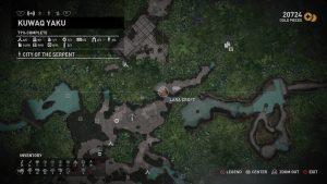 Shadow of the Tomb Raider nam deus прохождение испытания nam deus
