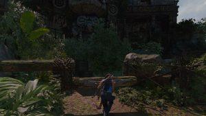 Shadow of the Tomb Raider решение загадки в гробнице Врата подземного мира